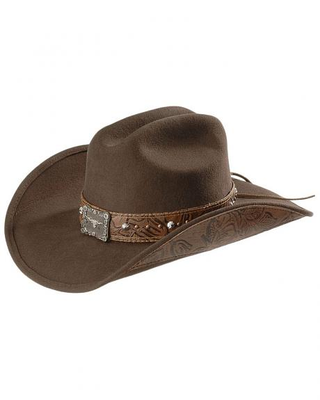Bullhide Great Divide Wool Cowgirl Hat