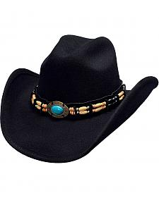 Bullhide Fortune Wool Felt Cowgirl Hat
