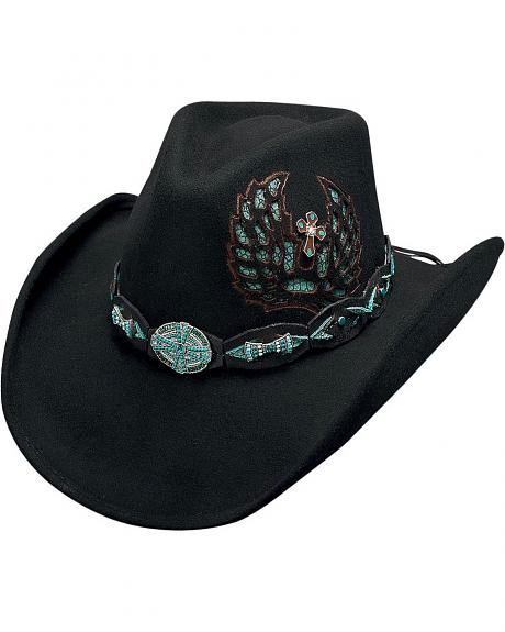Bullhide Soul Searching Wool Cowgirl Hat