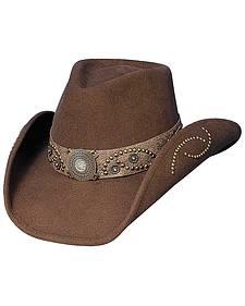 Bullhide Sheila Wool Cowgirl Hat