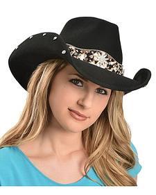 Bullhide Euphoria Wool Cowgirl Hat