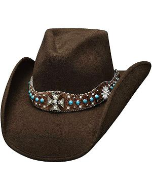 Bullhide In My Dreams Wool Cowgirl Hat