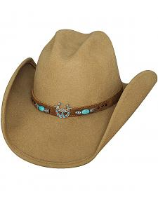 Bullhide Winning It All Wool Cowgirl Hat