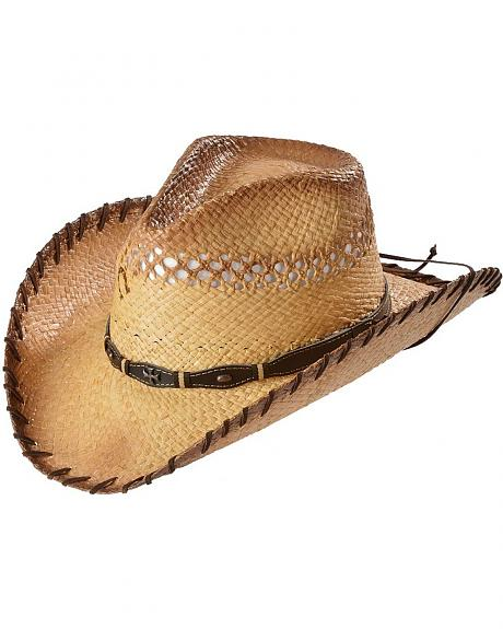 Charlie 1 Horse Rivers Edge Straw Cowgirl Hat