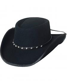 Bullhide Unchained Wool Cowgirl Hat