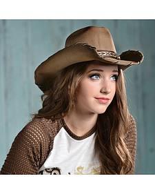 Bullhide Cheyenne Wool Cowgirl Hat
