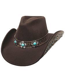 Bullhide Sweet Emotion Wool Cowgirl Hat