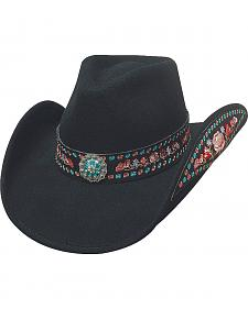 Bullhide Peace of Mind Wool Cowgirl Hat