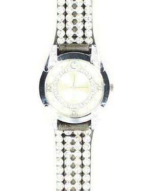 Blazin Roxx Bling Mesh Watch