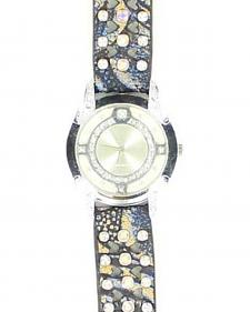 Blazin Roxx Mutli Color Rhinestone Watch