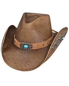 Bullhide Amnesia Straw Cowgirl Hat