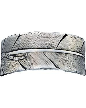 Montana Silversmiths Feather Bracelet