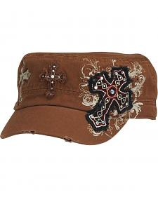 Blazin Roxx Cross Embroidered Cap