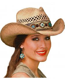 Bullhide So Far Away Straw Cowgirl Hat