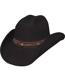 Bullhide Runaway Wool Felt Cowgirl Hat
