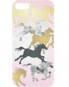 Running Horses iPhone 4 Case