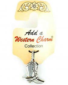 Cowgirl Boots Charm