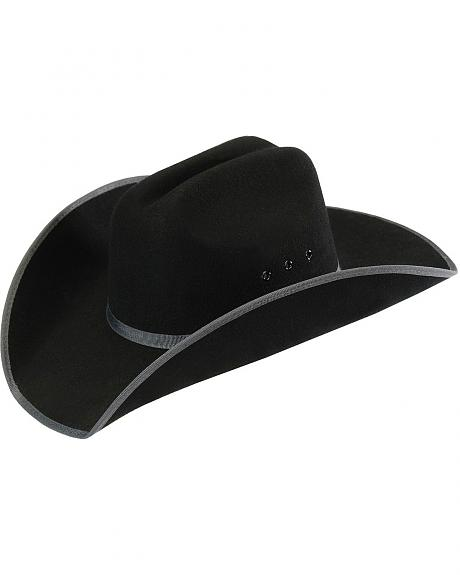 Children's Black Cowboy Hat