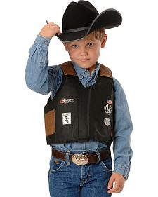 Kids' Bull Rider Play Vest - 2-10 Years