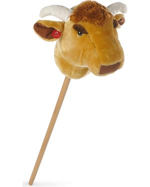 Talking Toy Stick Bull