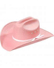 Girls' Sancho Canvas Cowgirl Hat
