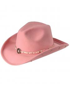 Bullhide Kids' Baby Jane Wool Cowboy Hat