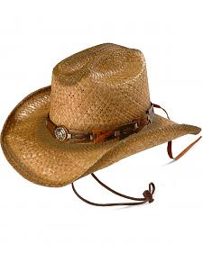 Bullhide Kids' Horse Play Straw Cowboy Hat