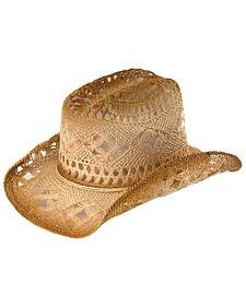 Bullhide Kids' Summer Toyo Straw Cowboy Hat