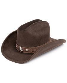 Bullhide Kids' Horsing Around Wool Cowboy Hat