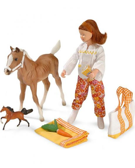 Breyer Pony Picnic Toy Set