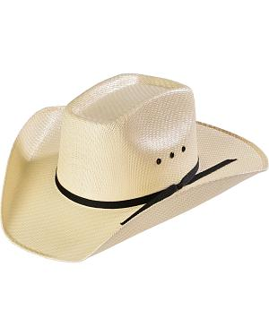 Kids Sancho Canvas Cowboy Hat