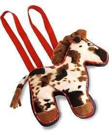 Plush Horse Backpack