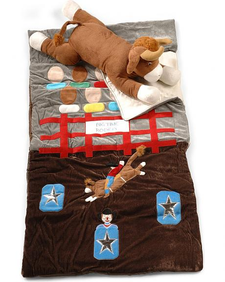 Kids' Bullrider Sleeping Bag
