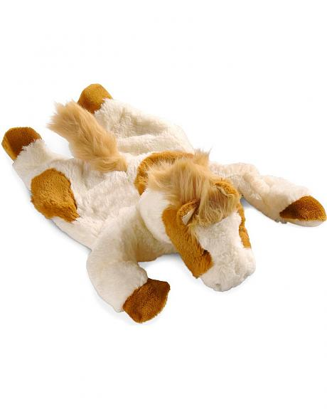 Stuffed Shlumpie Horse Toy