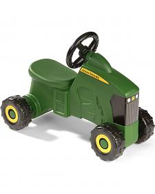 John Deere Sit N Scoot Riding Tractor Toy