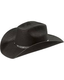 Kids' Uvale Wool Felt Cowboy Hat