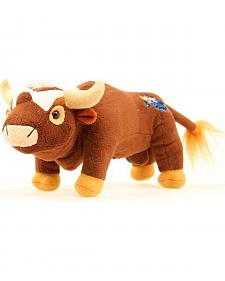 PBR Bull Stuffed Toy Animal