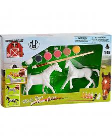 Bigtime Barnyard Paint Your Own Horse Kit