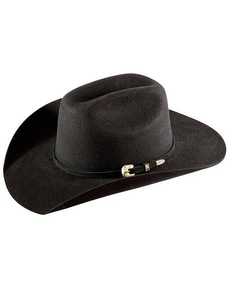 Bullhide Kids' Kingman Jr. Cattleman Wool Felt Cowboy Hat