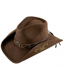 Bullhide More Than Friends Felt Cowgirl Hat