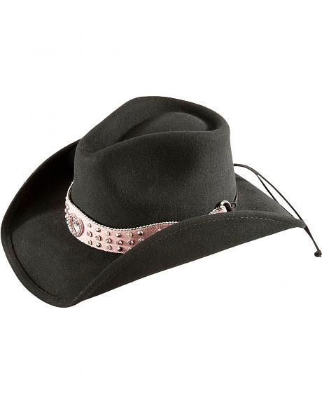 Bullhide Kiss Me Kate Cowgirl Hat