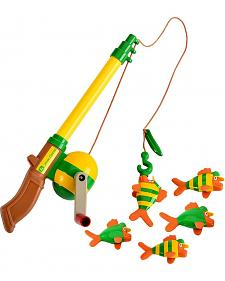 John Deere Electronic Sounds Fishing Rod Toy Set