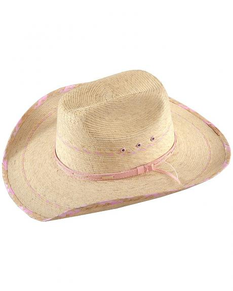 Bullhide Candy Kisses Straw Cowgirl Hat