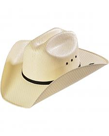 M&F Western Kids' Natural Sancho Straw Cowboy Hat