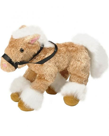 Little Horse Stuffed Toy Animal