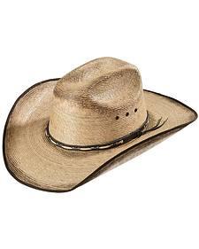 Jason Aldean Resistol Amarillo Sky Jr. Kids' Straw Cowboy Hat