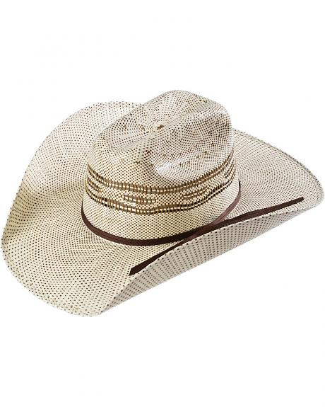 Twister Kids' Two-tone Bangora Cowboy Hat