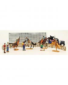 Bigtime Rodeo Complete Bull Hauler Rodeo Set