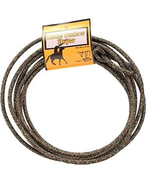Little Outlaw Camo Lasso Rope