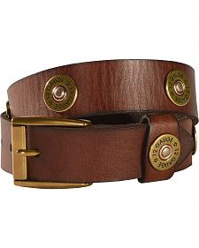 Boys' Shotgun Shell Concho Belt